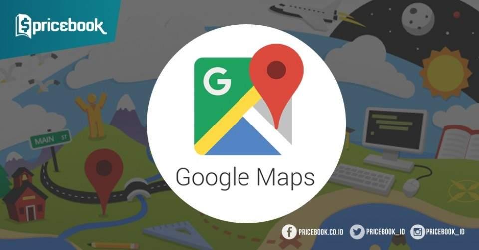 Update Google Maps Kini Bisa Cek Tarif Taksi Online