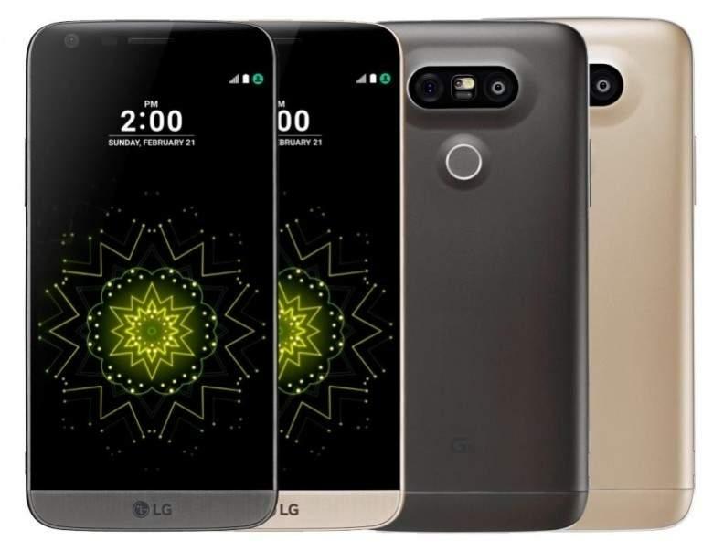 spesifikasi LG G5 vs HTC 10