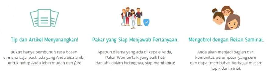 Womantalk Android