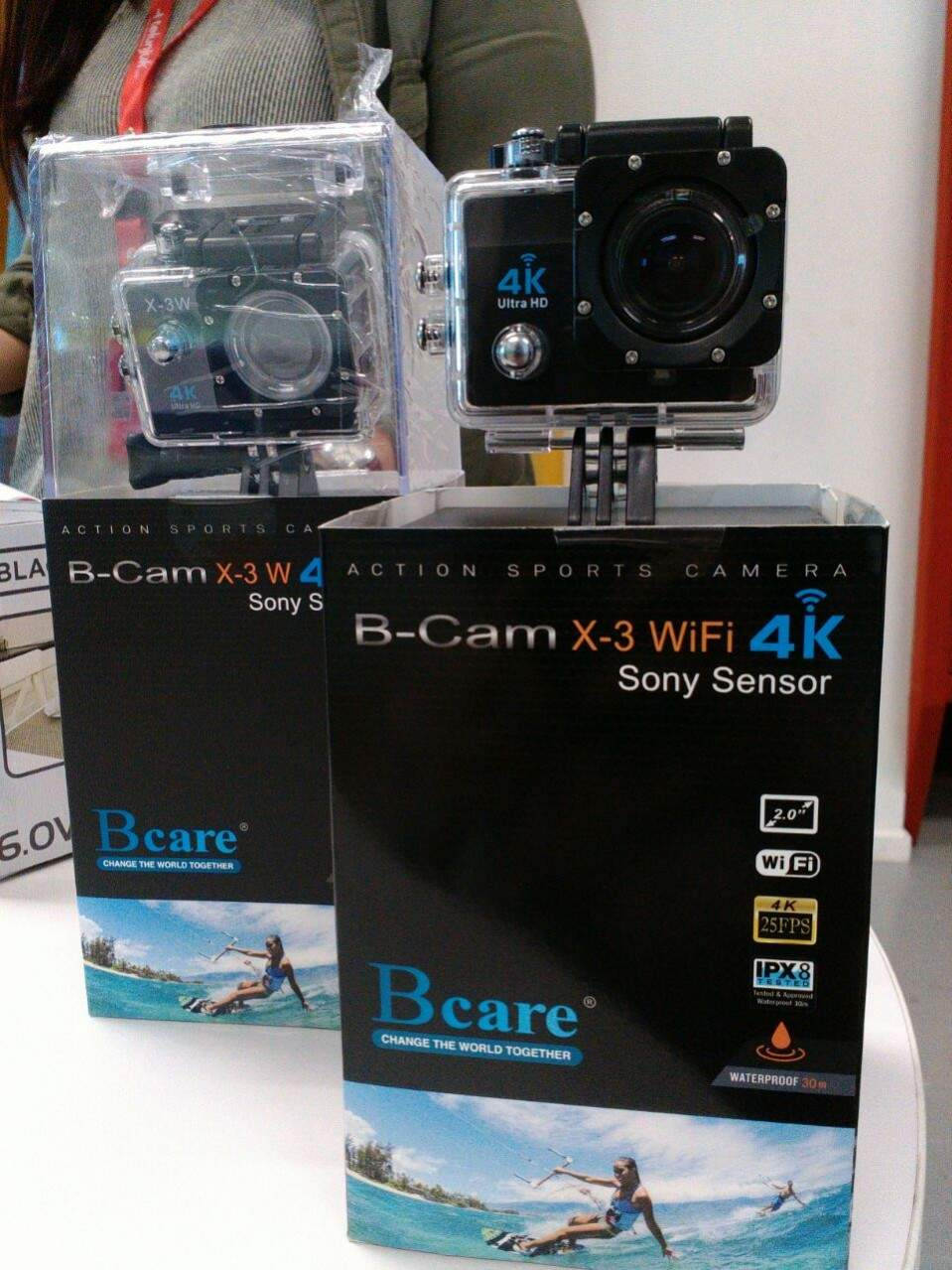 Bcare X-3 Action Camera