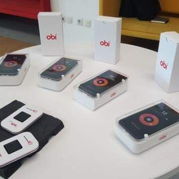 Lazada Siap Pasarkan Obi SJ1.5, SpeedUp Mifi 4G LTE, dan Bcare Action Camera