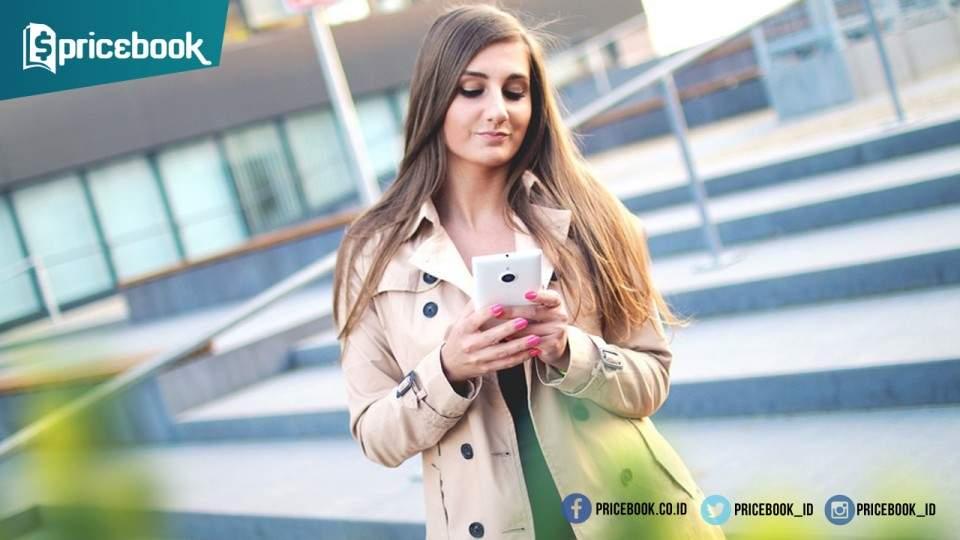 5 Smartphone Keren Untuk Pengguna Wanita