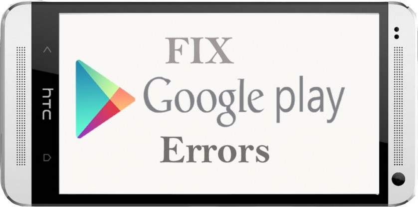 Kode Error Pada Google Play