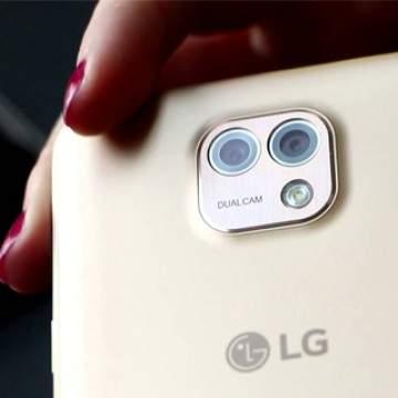 LG X Cam, Desain Mewah, Bodi Metal dan Punya Dua Kamera Utama