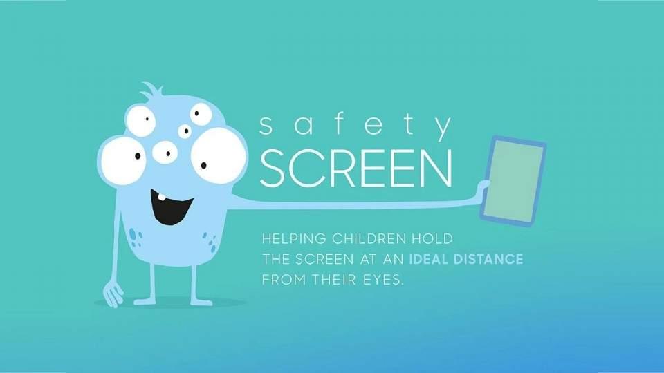 Samsung Rilis Safety Screen, Aplikasi Pelindung Mata
