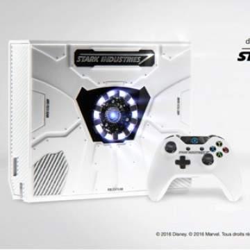 Microsoft Xbox One Edisi Captain America: Civil War Resmi Diperkenalkan
