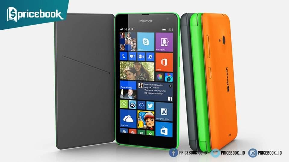 Microsoft Lumia 535 Jadi Windows Phone Populer Saat ini