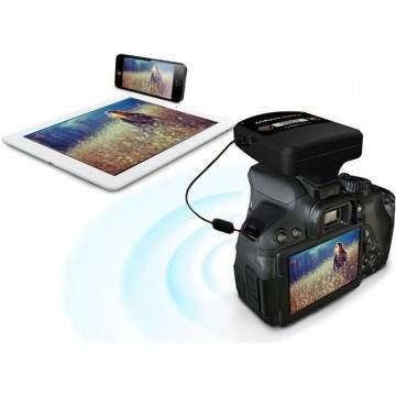 Cara Transfer Foto DSLR ke iPhone dan Android Dalam Hitungan Menit