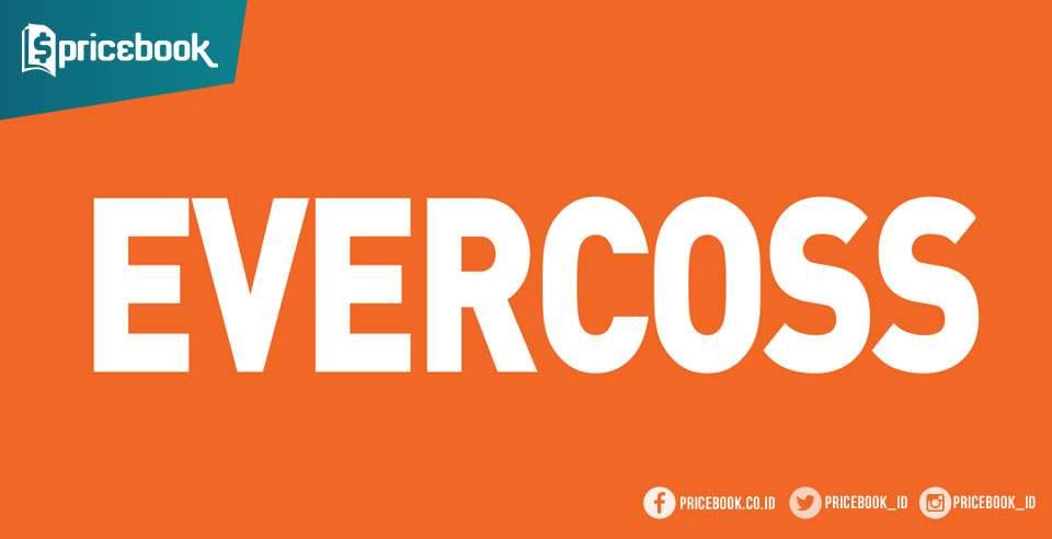 Evercoss Winner Y2 Plus, Ponsel Android Murah Baterai Besar 4350 mAh