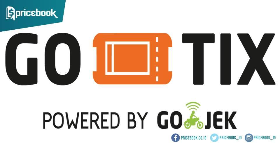 Go-Tix, Layanan Terbaru Go-Jek Untuk Pesan Tiket Bioskop