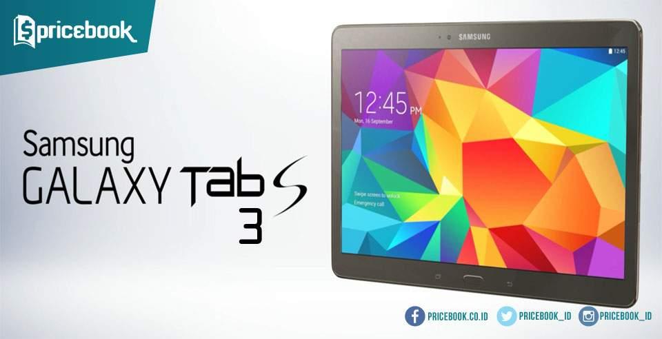 Samsung Galaxy Tab S3 Siap Dirilis dengan Snapdragon 652