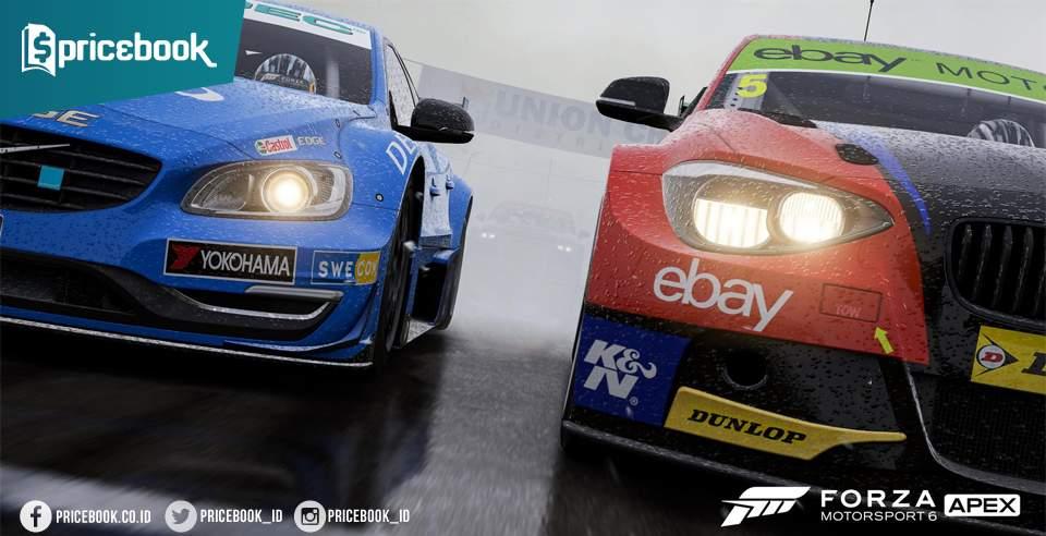 Versi Beta Meluncur, Ini Spesifikasi Memainkan Forza Motorsport 6: Apex