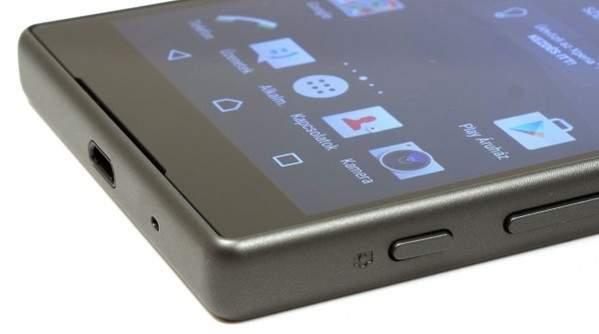 layar xperia z5 compact