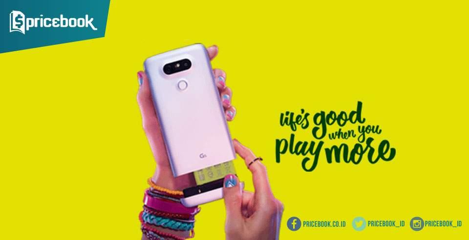 Lupakan G5, LG Hanya Siapkan LG G5 SE Untuk Pasar Indonesia