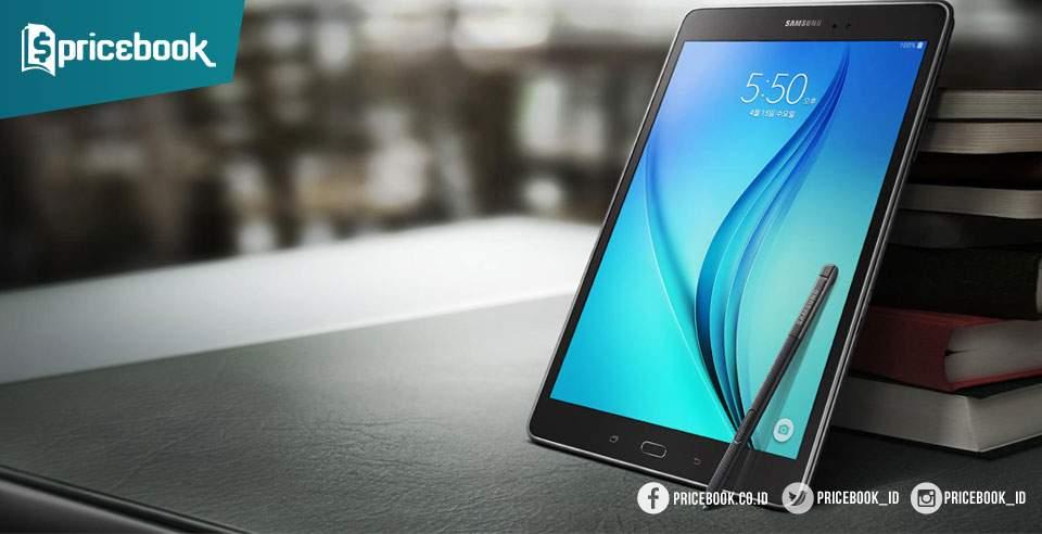 Samsung Umumkan Tablet Terbaru, Galaxy Tab A 10.1 2016, Dirilis Juni Mendatang