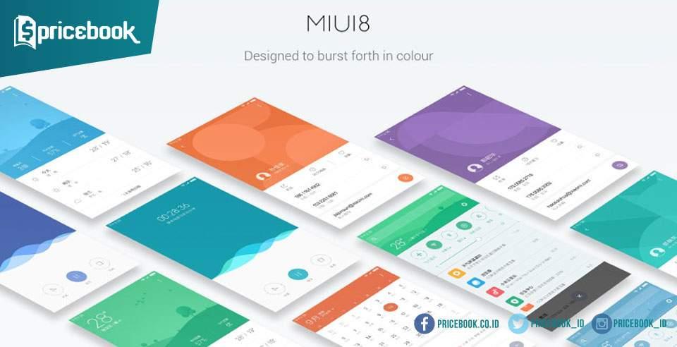 Ponsel Xiaomi Yang Dapat Merasakan Fitur Baru MIUI 8