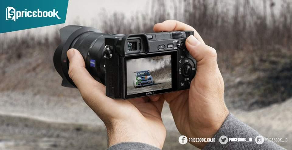 Sony Alpha 6300 Resmi Dipasarkan dengan Harga Rp16 Jutaan