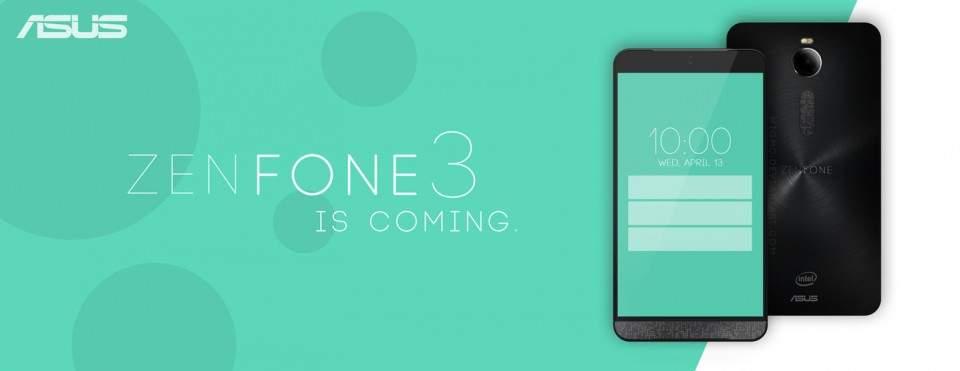 Asus Ungkap Teaser Tiga Varian ZenFone 3 Terbaru
