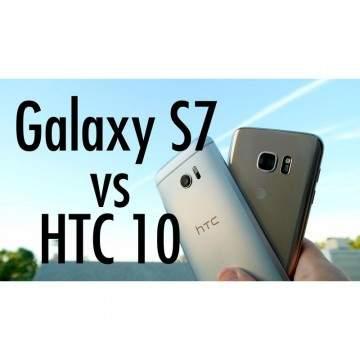Uji Jatuh Samsung Galaxy S7 dan HTC 10, Siapa yang Paling Kuat?