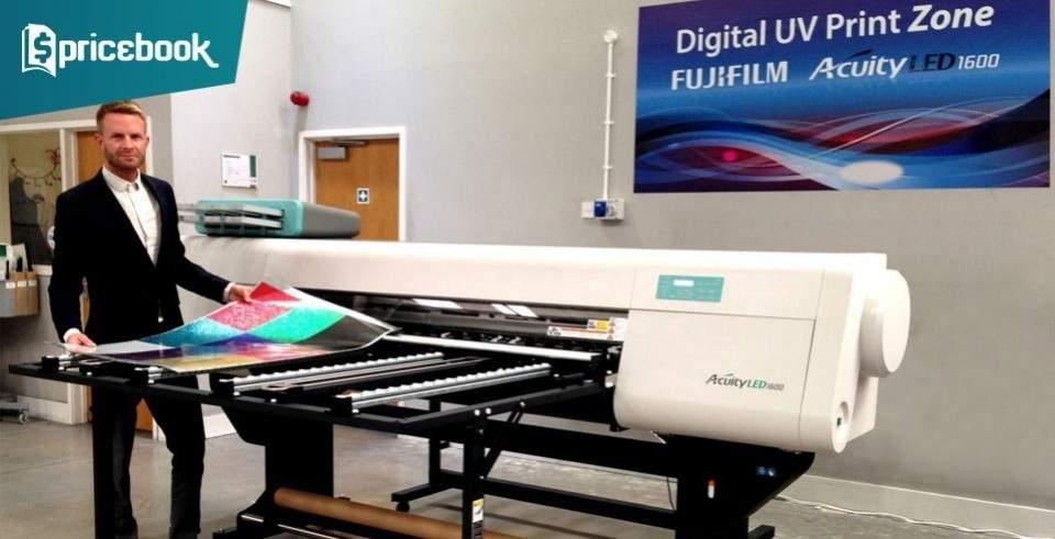 Fujifilm Rilis 5 Printer Yang Bisa Cetak di Kaca, Metal, Kayu, dan Plastik