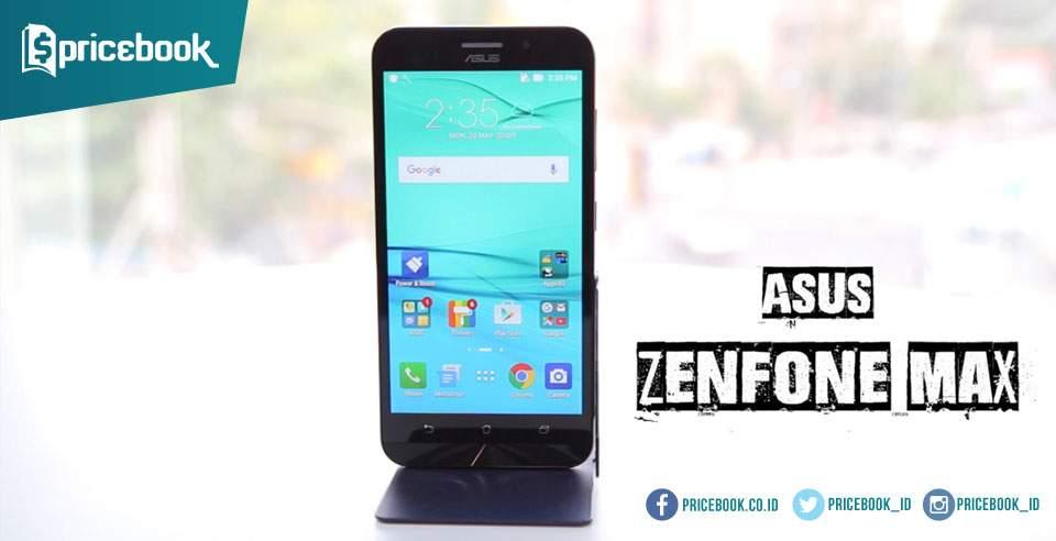Asus Zenfone Max Hadir dengan Chipset Baru, Qualcomm 615