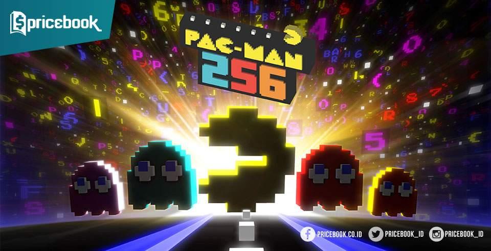 Game Pac-Man 256 Hadir Untuk PC dan Konsol Pada Juni 2016