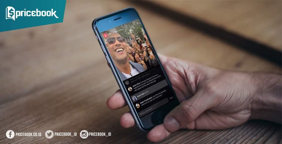Aplikasi Facebook Live Siap Sambangi Pengguna Android