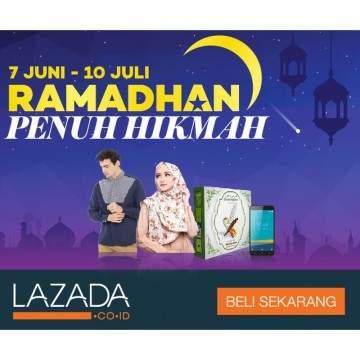 Lazada Tawarkan Promo Ramadhan SSD dan HDD Transcend