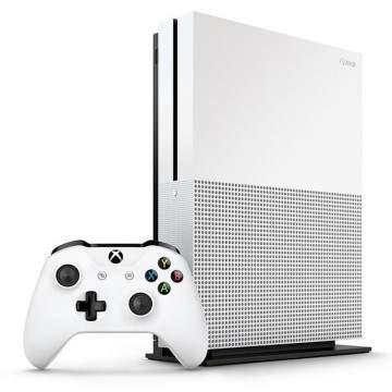 Xbox One S Resmi Diumumkan, Bodi Tipis dan Fitur 4K