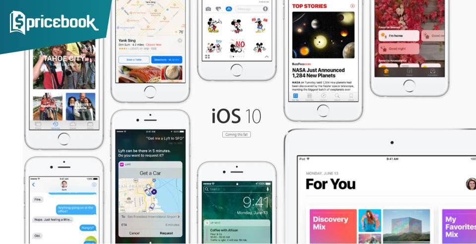 Apple WWDC 2016: iOS 10 Dirilis Membawa Update Siri dan Apple Music