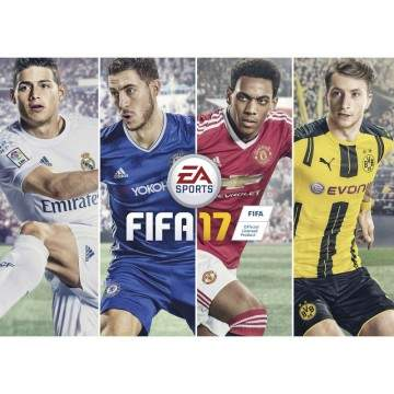 Game FIFA 17 Siap RIlis September Dengan Mode Story