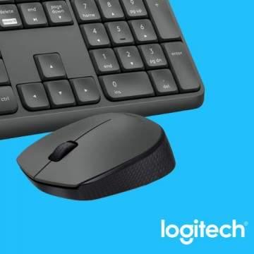 Logitech Hadirkan Keyboard Wireless dan Mouse Terbaru, Logitech MK235