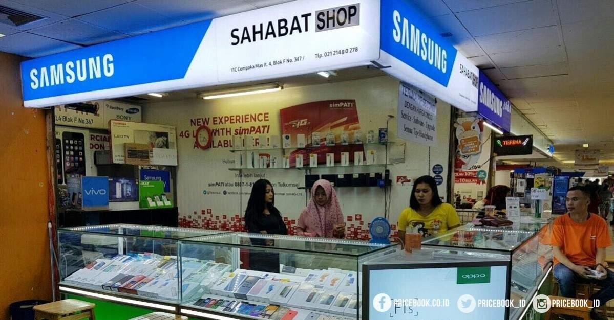 Sahabat Shop ITC Cempaka Mas