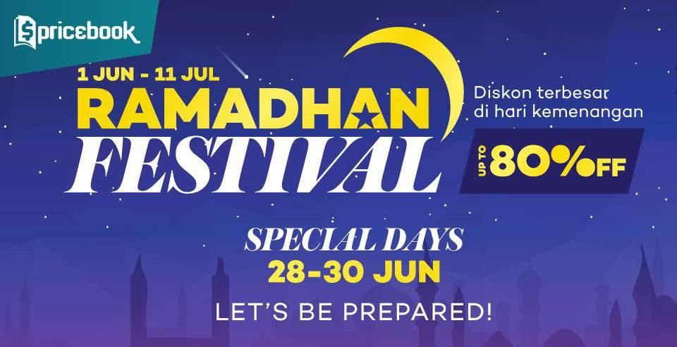 Produk dengan Diskon Terbaik di Lazada Mega Sale Ramadhan 2016