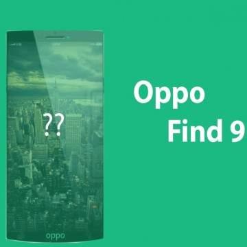 Rumor Oppo Find 9 Terungkap Dengan Layar Dual Edge