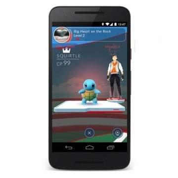 Kumpulkan Pokemon dengan Ponsel  Sejutaan Ini