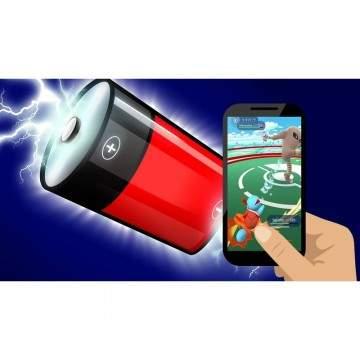 10 smartphone dengan Baterai Besar Untuk Menemani Kamu Bermain Pokemon Go