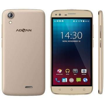 Advan Vandroid i5, Ponsel Android Murah Fitur 4G LTE Harga Sejutaan