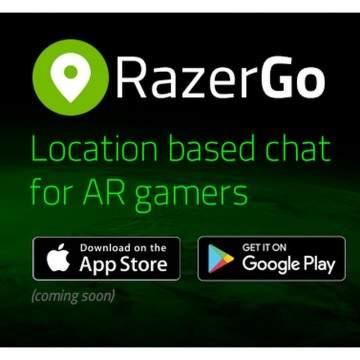 Razer Hadirkan Aplikasi Chatting Antar Trainer Pokemon, RazerGo