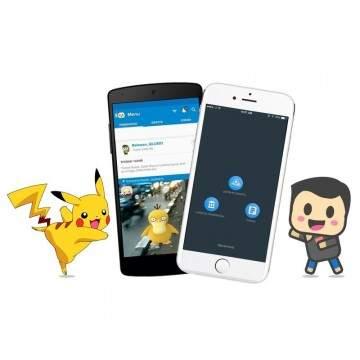 Cari Pokemon Langka dengan Pokemap dari Qlue