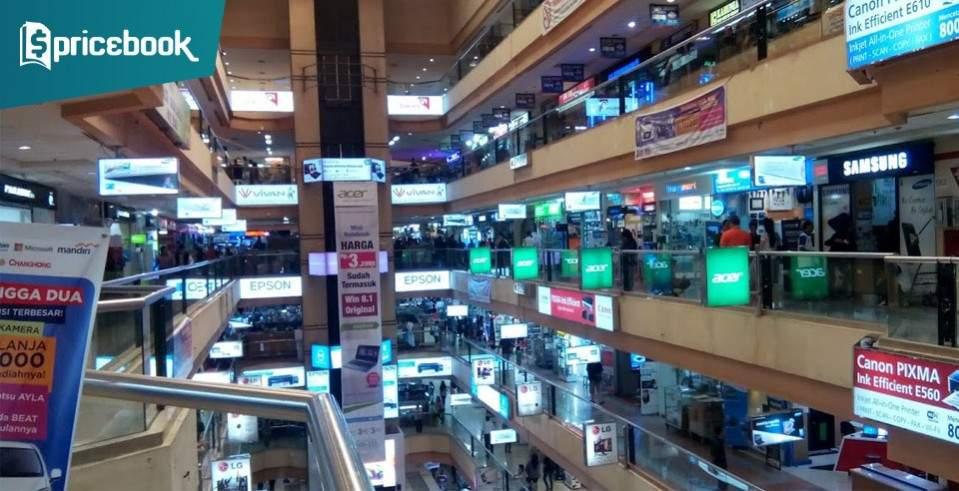 Rekomendasi Toko Laptop Amp Modem Murah Di Mangga Dua Mall