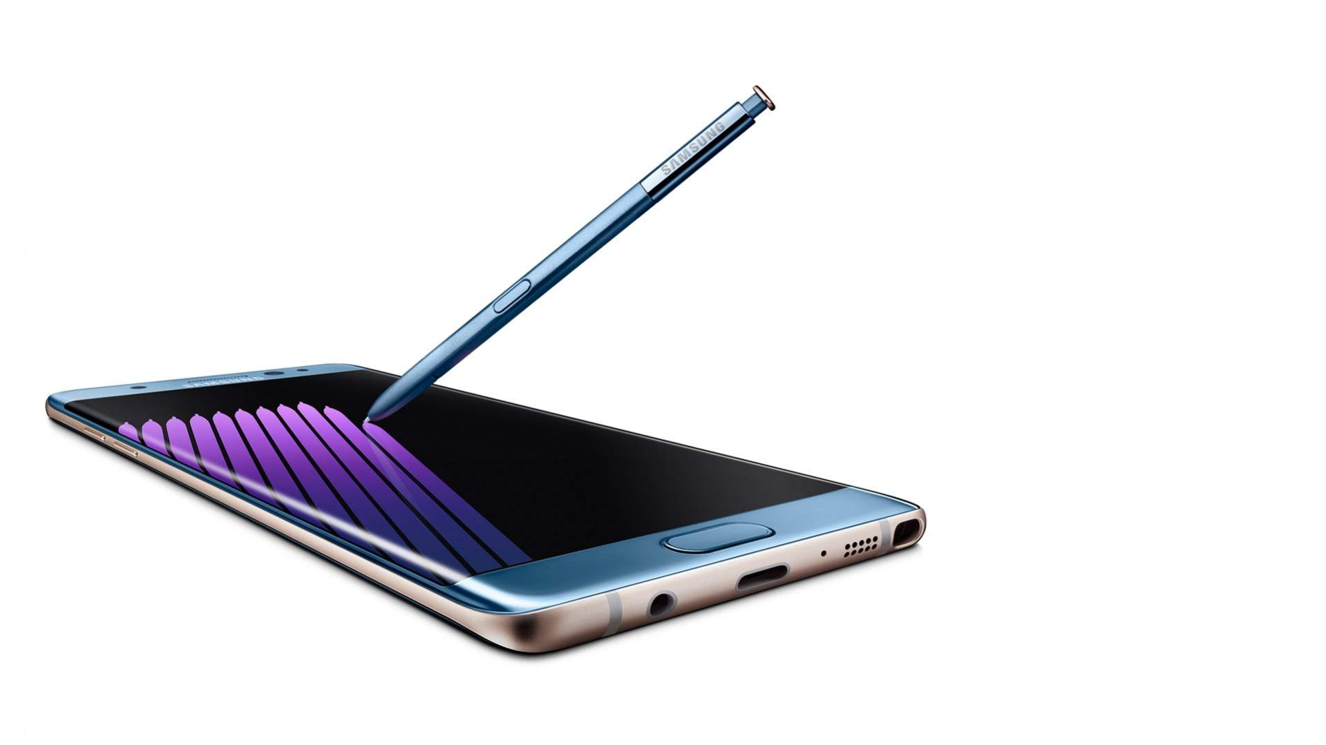 Samsung Galaxy Note 5 vs Samsung Galaxy Note 7
