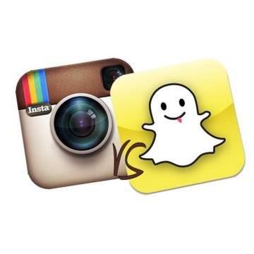 Ini Perbedaan Fitur Stories Instagram dan Stories Snapchat