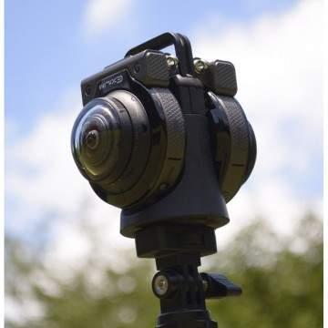 Action Cam Casio EX-FR200 Siap Dirilis dengan Fitur Wide Angle Selfie