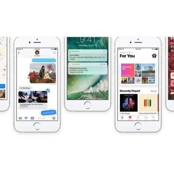 Apple Rilis iOS 10 versi Beta terbaru dan Update iOS 9