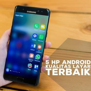 Kumpulan Ponsel Android Layar Resolusi Tinggi di Pricebook