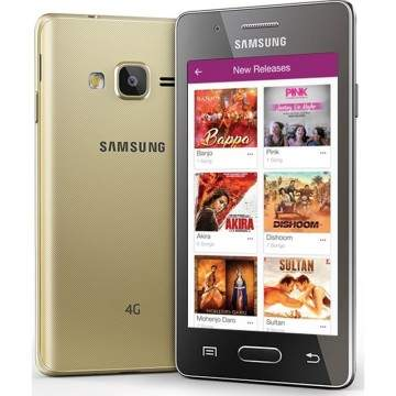 Samsung Z2 Dirilis Membawa OS Tizen dan 4G LTE