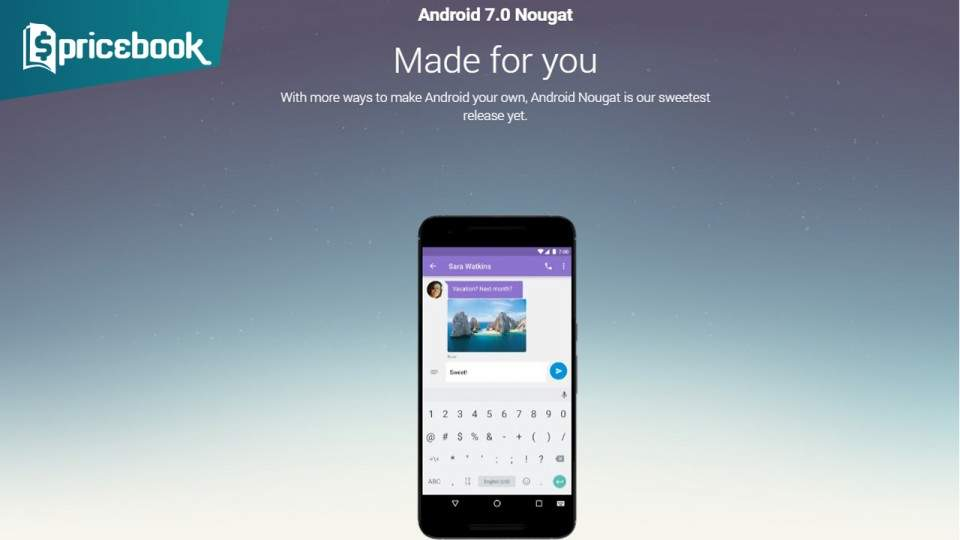 Daftar Smartphone Siap Rasakan Android 70 Nougat