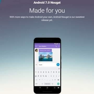 Daftar Smartphone Siap Rasakan Android 7.0 Nougat