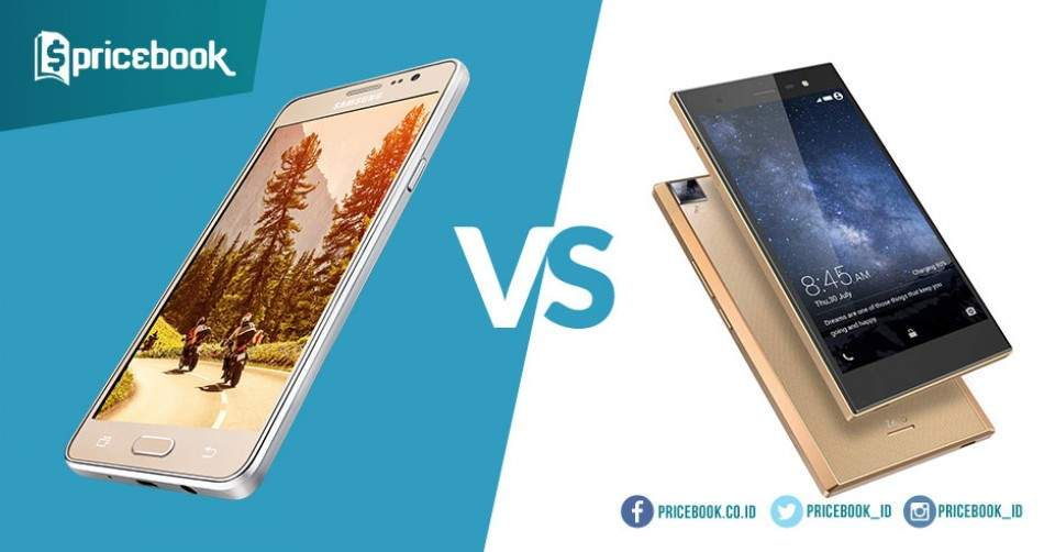 Adu Smartphone Paling Hits: Samsung Galaxy On7 VS Infinix Zero 3